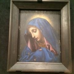 親指の聖母