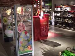 復活祭の大売り出し