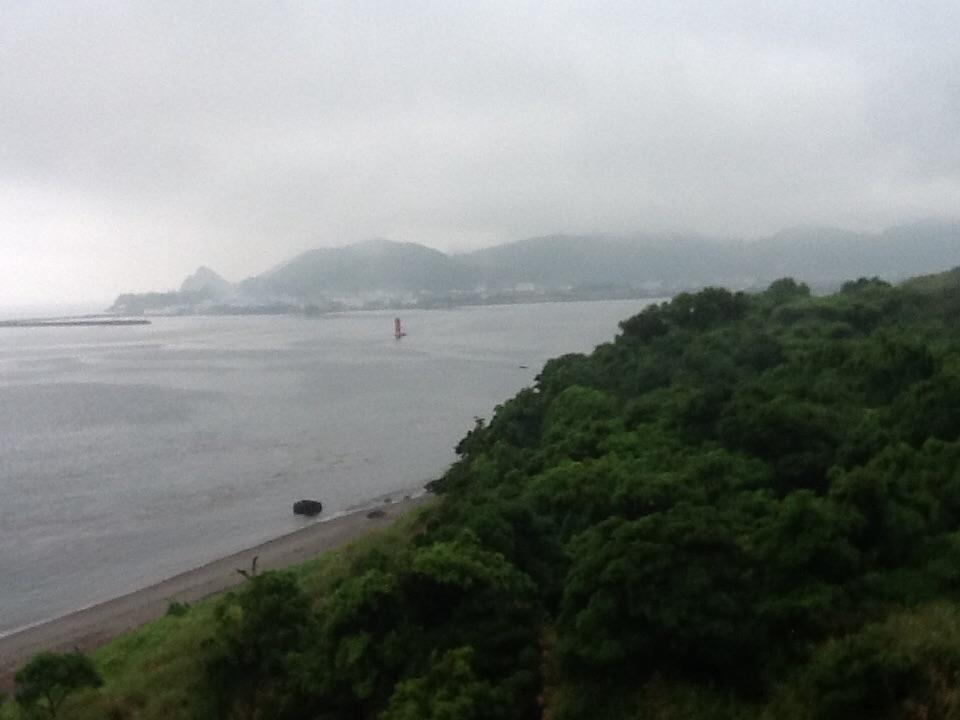 ヤジロウがマラッカに向かった山川港。