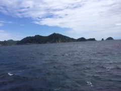 本文と関係ないが、鹿児島の大隅半島最南端佐多岬。