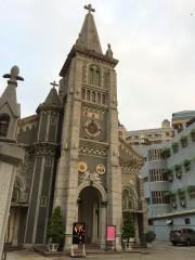 高雄教区司教座聖堂。