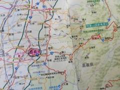嘉義市の東の山岳地帯が阿里さん。