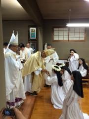 キリストの花嫁となって。