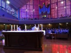 司祭団代表のお祝いの言葉