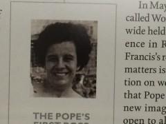 教皇のボスでマルキスト。でもいい人です。
