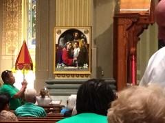 フィラデルフィア教区のカテドラル。