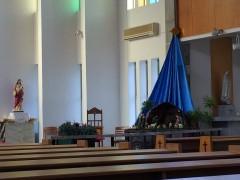 50年の歴史を刻む聖堂も修復の時に来ている。