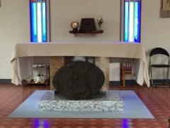 シスター泣かせの祭壇