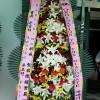 ベネディクト助祭の時の花束