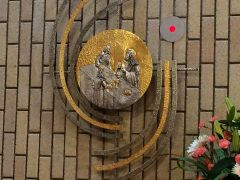 修道院聖堂の御聖櫃