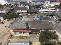 日本家屋の聖堂。