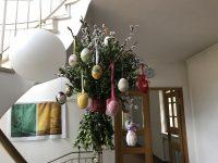 復活の卵の飾り。ウクライナバージョン。