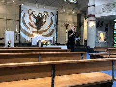 沖縄大好きの指導司祭のカプチン会司祭