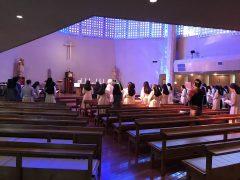 カリスマの異なる修道会の一致は教会の誇り