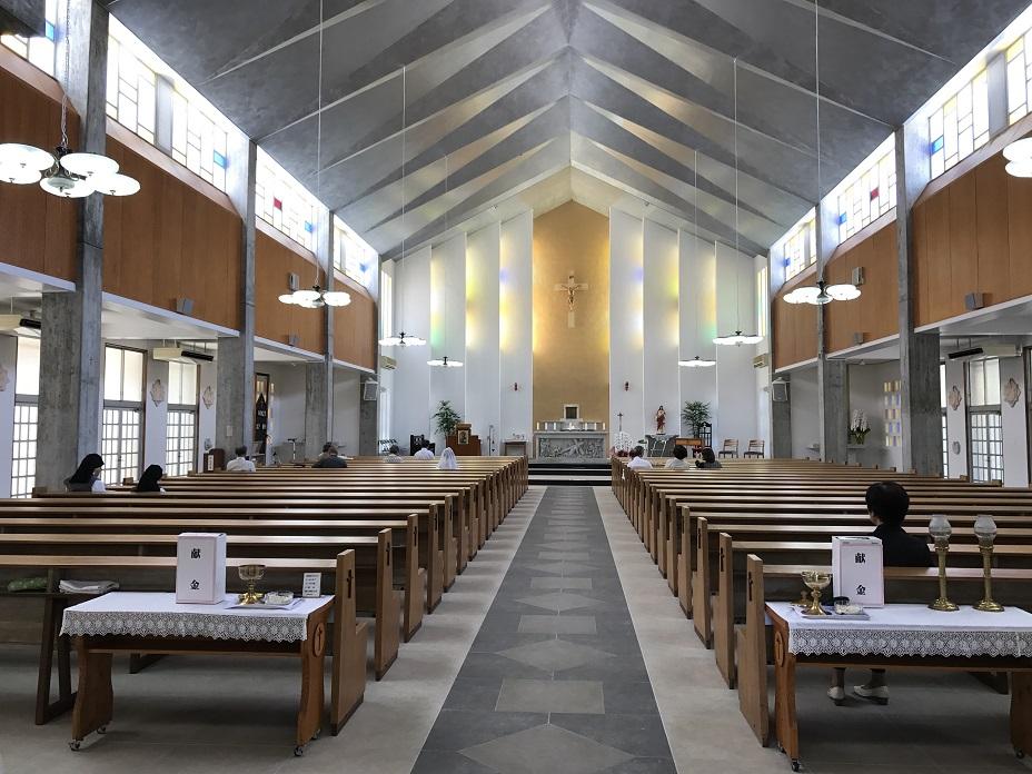 教区最大のみこころ教会