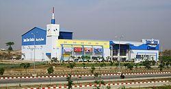 ミャンマーの首都ネピドー