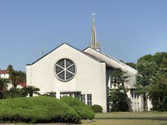 我が母校福岡サン・スルピス大神学校チャペル
