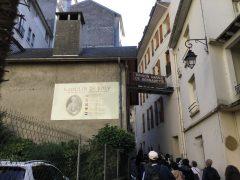 ベルナデッタの生家は貧しい粉挽き屋