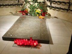 ガウディのお墓列福運動が始まっている