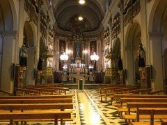 イグナチオ・ロヨラ瞑想の洞窟記念聖堂