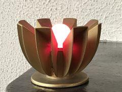 小金井教会の聖体ランプ