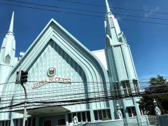 フィリピンで生まれたキリストの教会(自称)