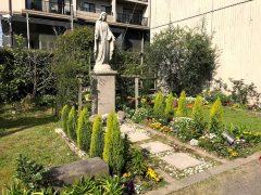 聖書の庭にも春が来た