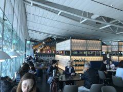 新空港のレストラン街