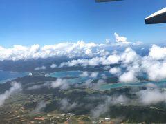 左太平洋、右東シナ海