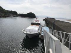 大隅半島と指宿を20分で結ぶ高速船