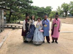 オール日本(左2人アジア代表右3人日本代表)