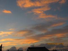 この空模様、梅雨明けのサインでは?