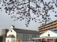 大分教区明野(あけの)教会