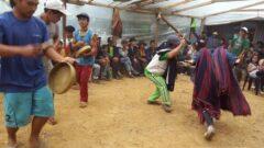 ベンゲットダンスはベンゲット地方どこでも祭りの定番
