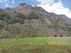 日本兵の逃避行を唯一阻んだのは武力ではなくこの峻厳な山岳だった