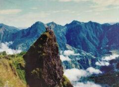 アンプソガン周辺の山々
